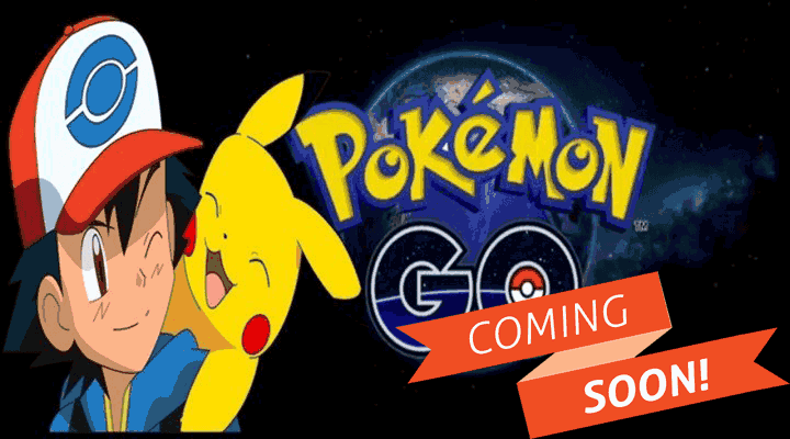 Pokemongo-Commingsoon