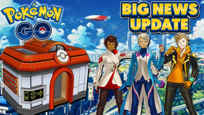 Pokémon GO Big Update