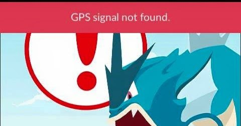 GPS not found