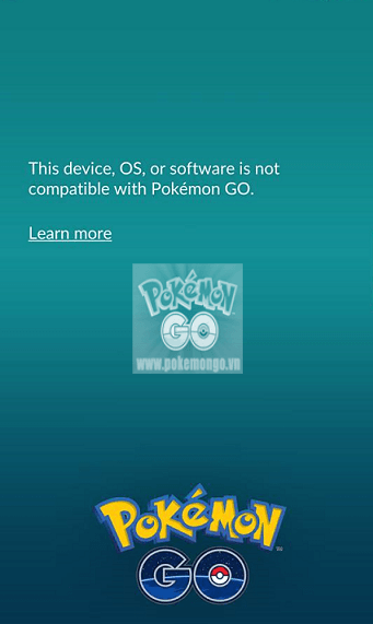 pokemon go 0.37.0 not support android root