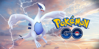 lugia pokemon go